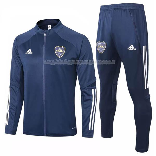 jacket boca juniors blu 2020-21