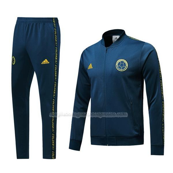 jacket colombia blu scuro 2019-2020
