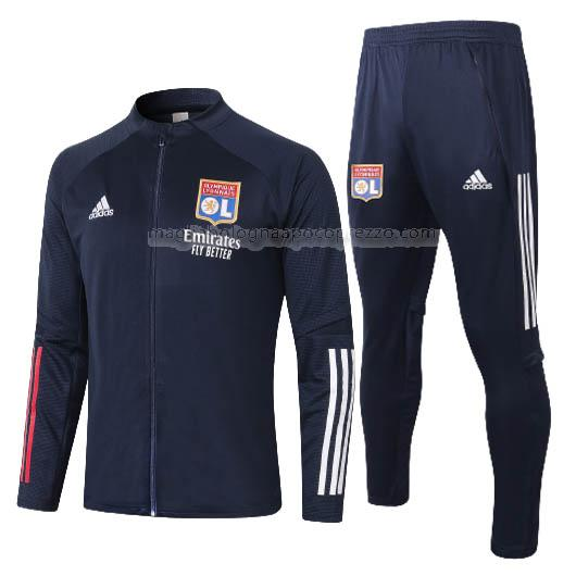 jacket lyon blu navy 2020-21