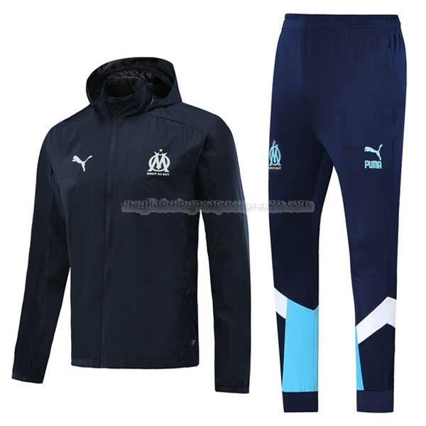 jacket storm marseille blu scuro 2020