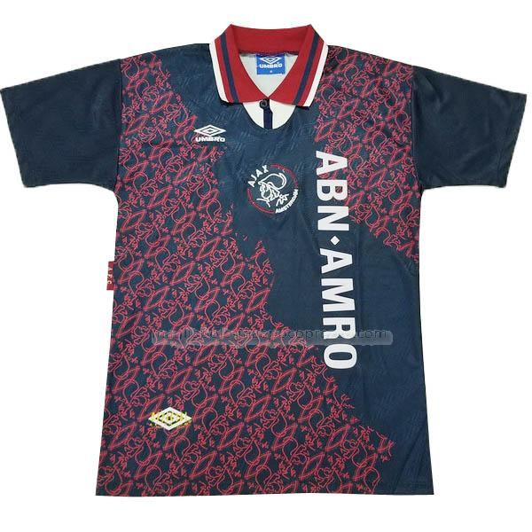 maglie retro ajax gara seconda 1995