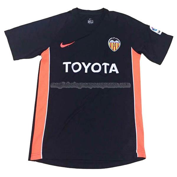 maglie retro valencia gara seconda 2006