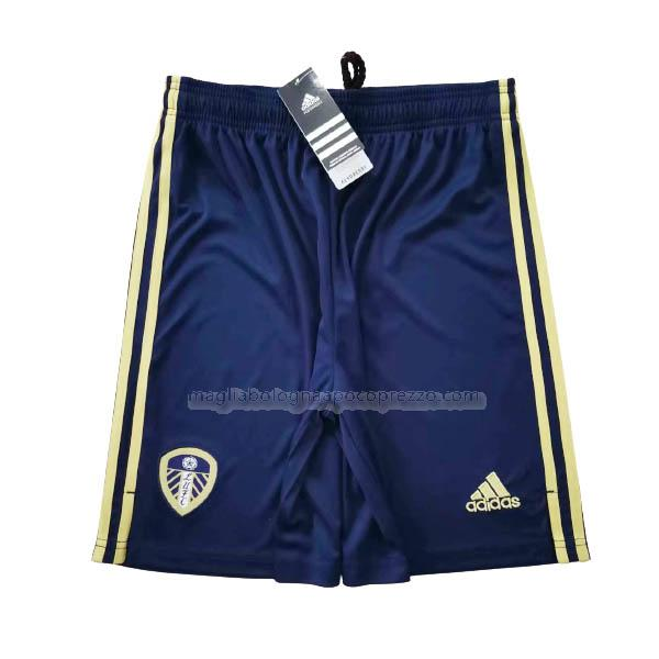 pantaloncini leeds united gara seconda 2020-21